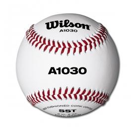 Balle officielle de match FFBS Wilson A1030