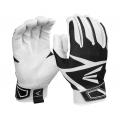 Gants de batting enfant  Easton Z3 Hyperskin blanc-noir