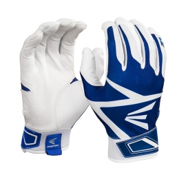 Gants de batting enfant  Easton Z3 Hyperskin blanc/royal