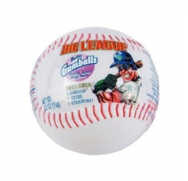 Balle de baseball Chewing gum Big League