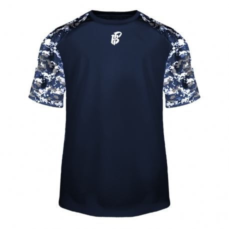 T-shirt Digital Camo navy PIRATES