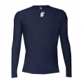 Compression NAVY B-Hot L/S Crew PIRATES