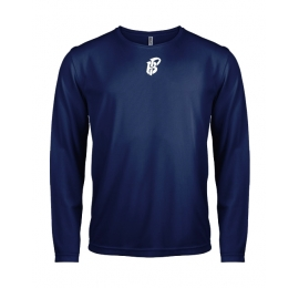 T-shirt sport NAVY manches longues PIRATES