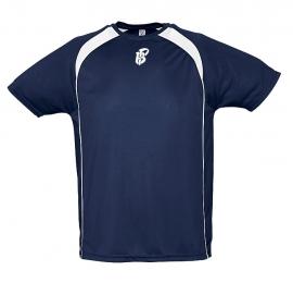 T-shirt bicolore NAVY/BLANC PIRATES