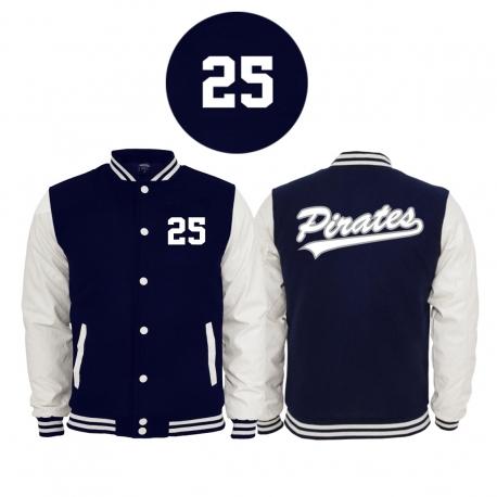 College jacket PIRATES LaTeste