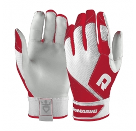Gants de batting DeMarini PHANTOM rouge