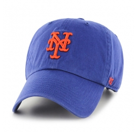 Casquette 47 Clean up New York Mets royal