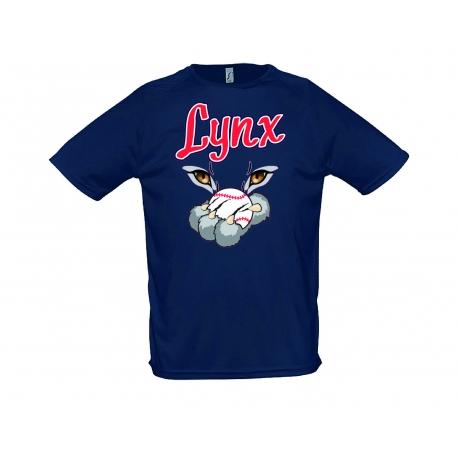T-shirt Sport Lynx d'Angoulême