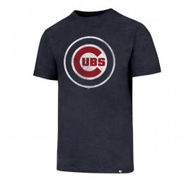 Chicago Cubs Fall Navy Knockaround Club Tee
