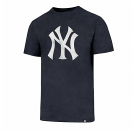 New York Yankkes Fall Navy Knockaround Club Tee