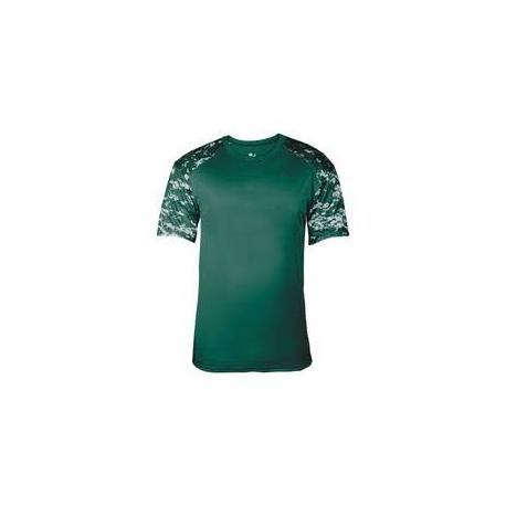 T-shirt Camo Boucaniers