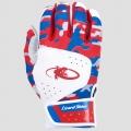 Gants de batting enfant Lizard Skins Komodo Patriot Camo
