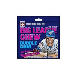 Chewing gum Big League gout Framboise