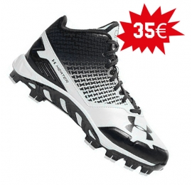 Chaussures Under Armour Spine Heater noires