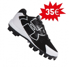 Chaussures UNDER ARMOUR CLEAN UP noir/blanc