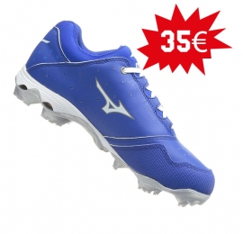 Chaussures Mizuno Finch Elite Switch bleues