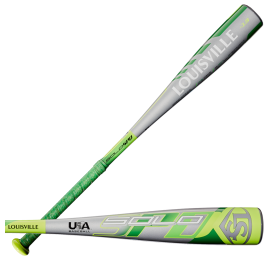 Batte Louisville Slugger USA SOLO SPD (-13)