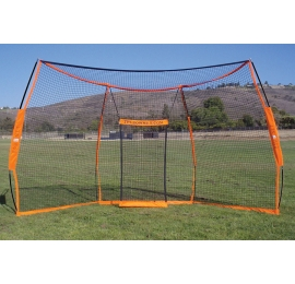 Backstop Portable Bownet