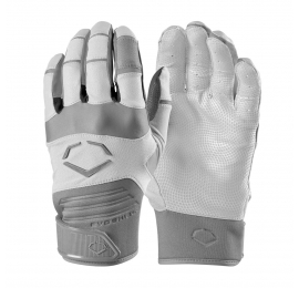 Gants de batting Evoshield Aggressor blanc