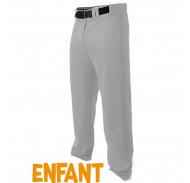 Pantalon Easton Rival 2 gris enfant
