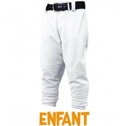 Pantalon Enfant Easton Pull Up BLANC