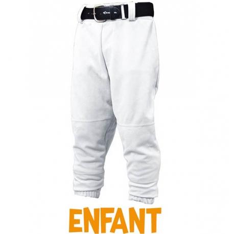 Pantalon Enfant Easton Pull Up BLANC