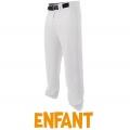 Pantalon Easton Rival BLANC Enfant