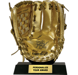 Gant miniature - Rawlings gold glove