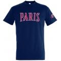 T-shirt coton Patriots de Paris
