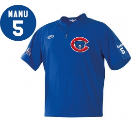 Batting Jacket French Cubs