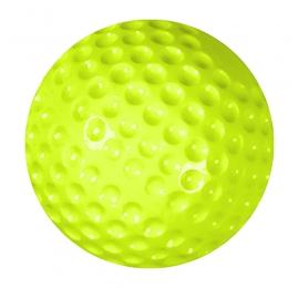 Balle machine Champro jaune fluo