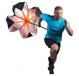 Parachute de course